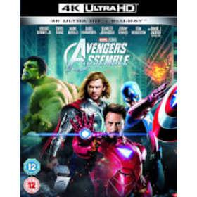 Avengers Assemble (UHD+BD) (UK)