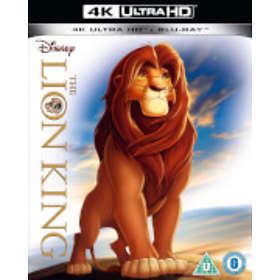 The Lion King (UHD+BD) (UK)