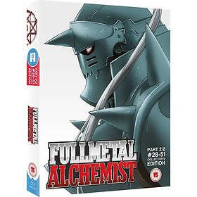 Fullmetal Alchemist - Part 2 - Collector's Edition - DigiPack (UK)