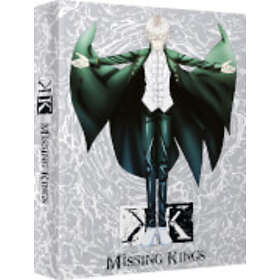 K: Missing Kings - Collector's Edition - DigiPack (BD+DVD) (UK)