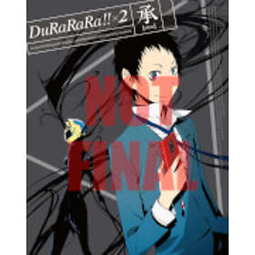 Durarara!!x2 Sho - Collector's Edition - DigiPack (UK)
