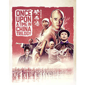Once Upon a Time in China Trilogy - Limited Edition (UK)