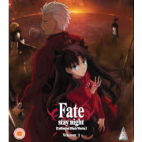 Fate/Stay Night: Unlimited Blade Works - Part 1 (UK)
