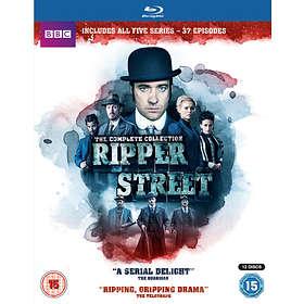 Ripper Street - Seasons 1-5 (UK)