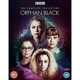 Orphan Black - The Complete Collection (UK)
