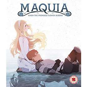 MAQUIA: When the Promised Flower Blooms (BD+DVD) (UK)