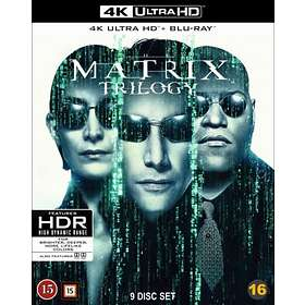 The Matrix Trilogy (UHD+BD) (FI)