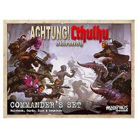 Achtung! Cthulhu: Skirmish Commander's Set (exp.)
