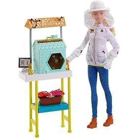 Barbie Beekeeper Playset FRM17