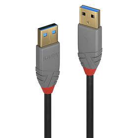 Lindy Anthra Line USB A - USB A 3.0 5m