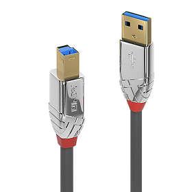 Lindy Cromo Line USB A - USB B 3.0 1m