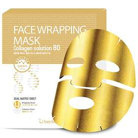 Berrisom Face Wrapping Collagen Solution 80 Sheet Mask 1st