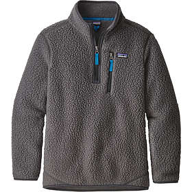 Patagonia Retro Pile 1/4 Zip Fleece Pullover (Jr)