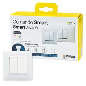 Vimar Plana Friends of Hue Smart Switch