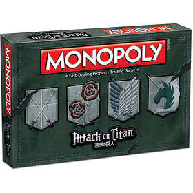 Monopoly: Attack on Titans