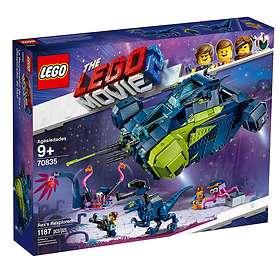 LEGO The Lego Movie 2 70835 Rex's Rexplorer!