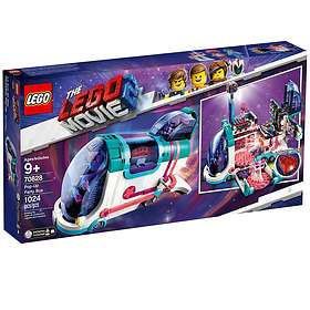 LEGO The Lego Movie 2 70828 Pikajuhlabussi