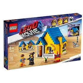 LEGO The Lego Movie 2 70831 Emmets drømmehus / redningsrakett!