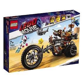 LEGO The Lego Movie 2 70834 Metallskäggets heavy metal-trike!