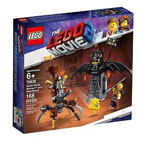 LEGO The Lego Movie 2 70836 Battle-Ready Batman and MetalBeard