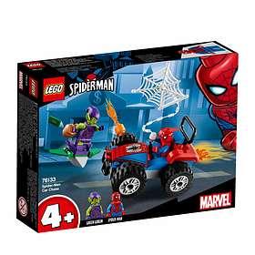 LEGO Marvel Super Heroes 76133 Spider-Man biljakt