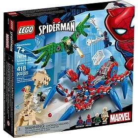 LEGO Marvel Super Heroes 76114 Spider-Mans spindelrobot