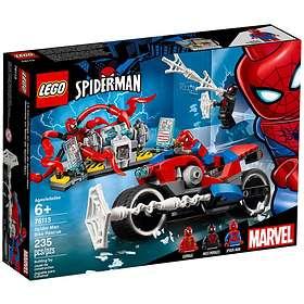 LEGO Marvel Super Heroes 76113 Spider-Man motorcykelräddning