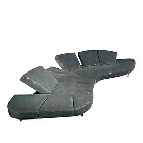 Edra Flap Diamond Soffa