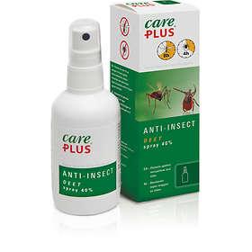 Care Plus 40% Deet Myggspray 100ml