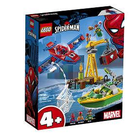 LEGO Marvel Super Heroes 76134 Spider-Man: Doc Ocks diamantkupp