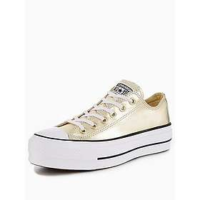 Find the best price on Converse Chuck Taylor All Star Lift Metallic ... 8c8d1d356