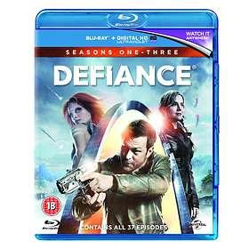 Defiance - Season 1-3 (BD+DC) (UK)