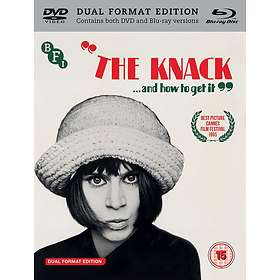 The Knack... and How to Get It (BD+DVD) (UK)