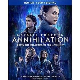 Annihilation (BD+DVD+DC) (US)