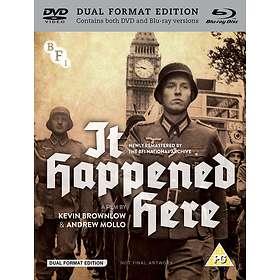 It Happened Here (BD+DVD) (UK)