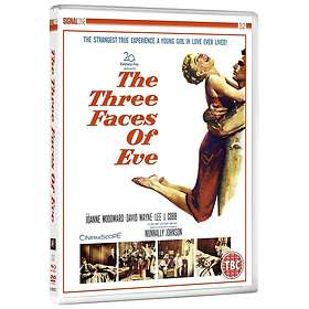 The Three Faces of Eve (BD+DVD) (UK)