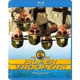 Super Troopers (BD+DVD) (UK)