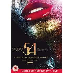 Studio 54: The Documentary - DigiPack (BD+DVD) (UK)