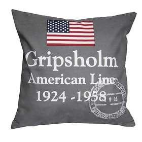 Gripsholm American Line Örngott 50x50cm