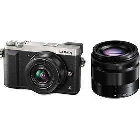 Panasonic Lumix DMC-GX80 + 12-32/3,5-5,6 + 35-100/4,0-5,6
