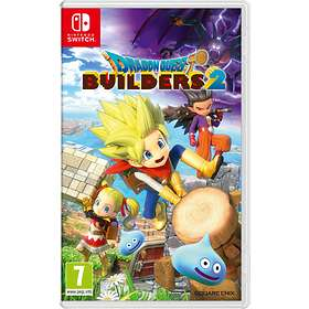 Dragon Quest Builders 2 (Switch)