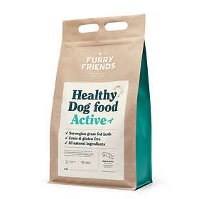 Furry Friends Healthy Dog Food Active+ 6kg