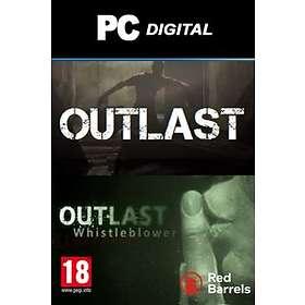 Outlast + Outlast: Whistleblower (PC)