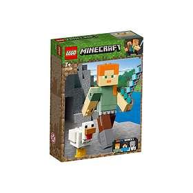 LEGO Minecraft 21149 BigFig Alex med kyckling