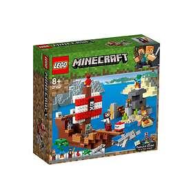 LEGO Minecraft 21152 Piratskeppsäventyr