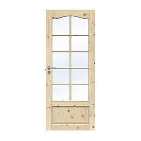 Swedoor Jeld-Wen Innerdörr Tradition SP10B Glas 8x19