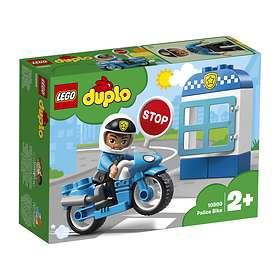 LEGO Duplo 10900 Politimotorsykkel