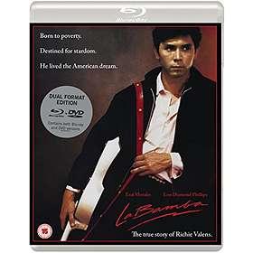 La Bamba (BD+DVD) (UK)