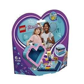 LEGO Friends 41356 Stephanies hjärtask