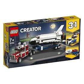 LEGO Creator 31091 Transport för rymdfärja